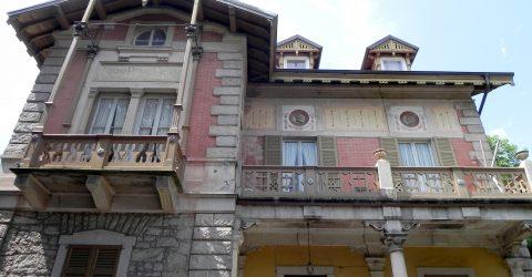 Baveno Villa Della Casa Bionda